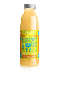 Organic Revolution_Master Cleanse_front