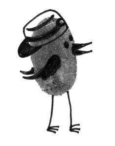 AFA Vogel Junge Käppi