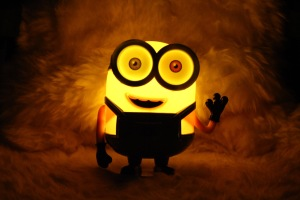 Bob leuchtet