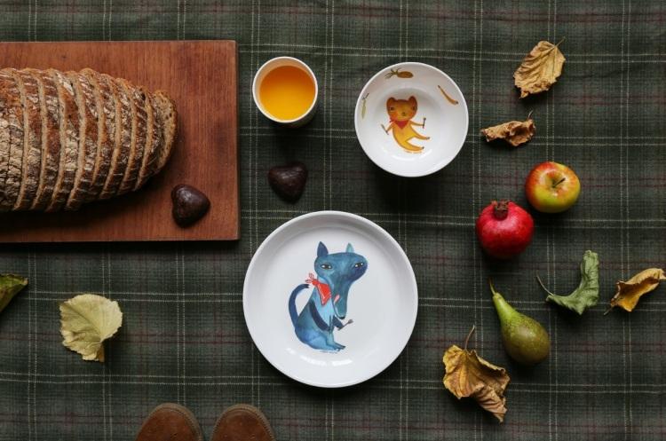 Donna Wilson Tableware