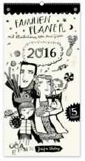 Familienplaner 2016 aus dem Jaja Verlag