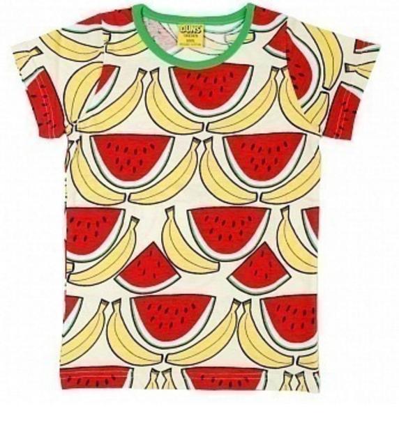 Bananen-Wassermelonen-Shirt von Duns