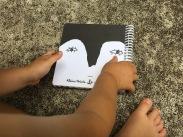 Kinderbuch kleine Prints mit Noe und Zoe