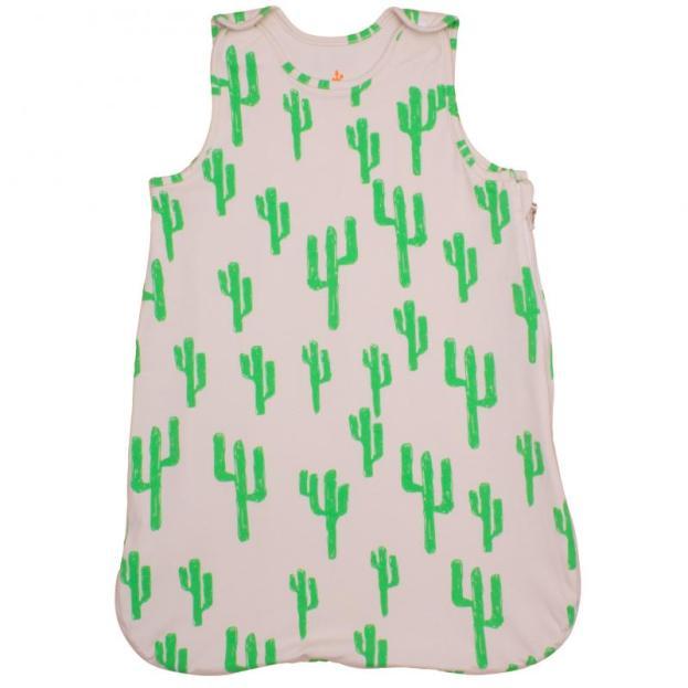 Cactus-Print Schlafsack