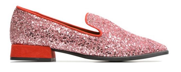 Glitter-Slipper