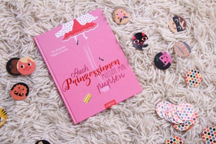 Kinderbuch: Prinzessinnen pupsen
