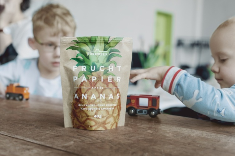 papier-ananas-kinder-spielen