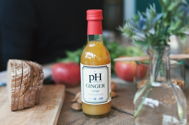 Made in Hamburg: Ingewersirup von pHenomenal Drinks