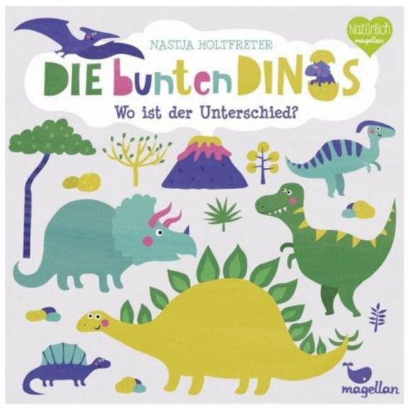 4. Bilderbuch über Dinos