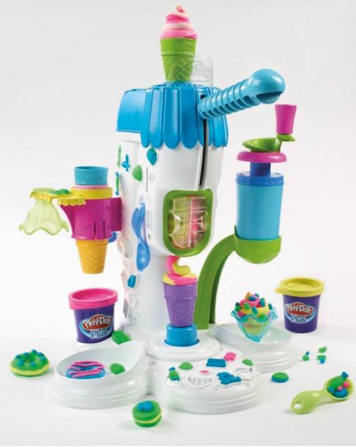 10. Softeis-Maschine von Playdoo