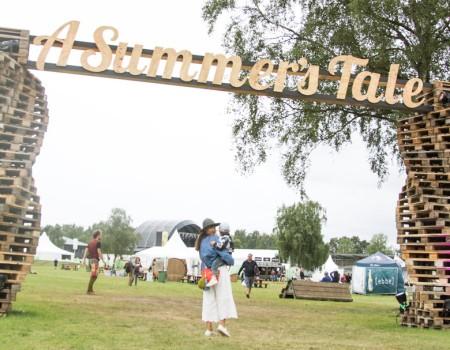 Festival mit Kind. ZUnterwegs auf dem A Summers Tale Festival