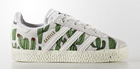 gazelle-sneaker-adidas-mini-rodinini-cactus