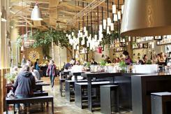 Burger-Grill Peter Pane: Turnhalle St Georg