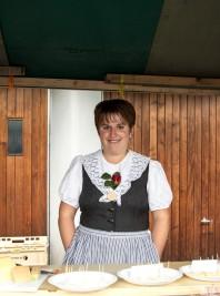 Käseverkauf in Urnäsch