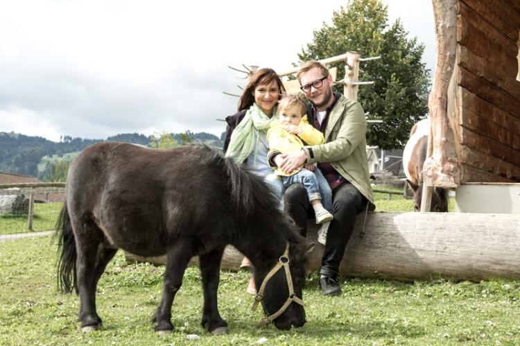 perfekter Familien-Urlaub im Reka Feriendorf Urnäsch im Appenzell