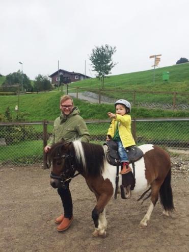 Ponyreisten im Feriendorf Reka Urnäsch