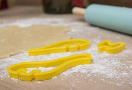 Formen für 3D-Dinosaurier-Kekse von wayfair