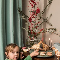 🍪 Dino-Kekse backen mit Kindern |Unser Weihnachtsritual mit Dinkel-Mürbeteig-Plätzchen