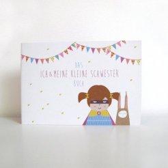 Geschenkidee von geschenke.de: Geschwisterbuch Ava & Yves