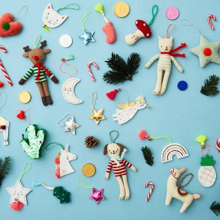 Geschenkidee von geschenke.de: Baumschmuck von meri meri