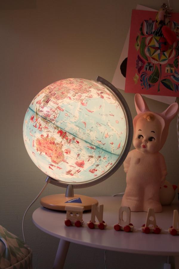 beleuchteter-globus-kinder-ravensburger-vintage