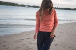 Sweater Lanius, bequeme Hose aus Lyocell und Baumwolle: Hanro