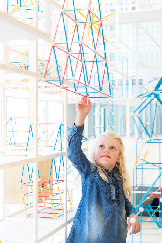 Kinderzimmer in der Hamburger Kunsthalle Foto: Hanna Lenz