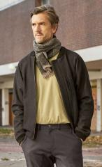 Nachhaltige Weihnachtsgeschenke für Männer: Blouson aus Wolle von Musswessels