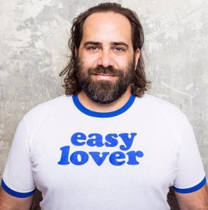 Nachhaltige Weihnachtsgeschenke für Männer: T-Shirt Easy Lover