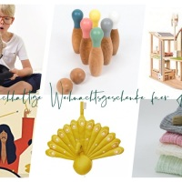 17 nachhaltige Weihnachtsgeschenke für Kinder