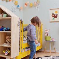 Kinderzimmer Makeover mit Wayfair |Viel Stauraum fürs Spielzimmer